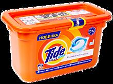 Жидкие капсулы для стирки «Tide» Альпийская свежесть, 440г