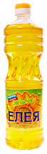 Масло подсолнечное «Елея» нерафинированное, 870мл