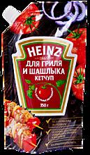 Кетчуп «Heinz» для гриля и шашлыка, 350г