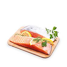 Слабосоленая и соленая рыба