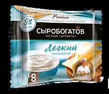 Сыр плавленый 25% «Сыробогатов» Легкий, 130г