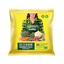 Овощная смесь Весенняя «Секрет хозяйки» замороженная, 400г