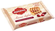 Мягкие вафли «Яшкино» с вишневым джемом, 40г