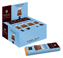 Шоколадный батончик «OZera» Extra milk, 42г