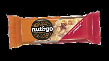 Батончик «Nut N Go» из арахиса и клюквы, 42г