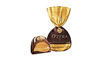 Конфета «OZera» молочно-сливочной начинкой со вкусом крем-брюле