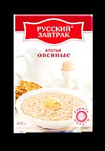 Хлопья овсяные «Русский завтрак», 400г