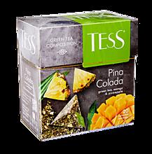Чай зеленый «Tess» Pina Colada, 20 пакетиков