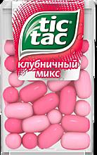 Драже «Tic Tac» Клубничный микс, 16г