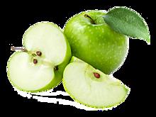 Яблоки Гренни поштучно, 0,2 - 0,25кг