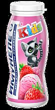 Кисломолочный напиток 1.5% «Имунеле for Kids» Клубничное мороженое, 100г