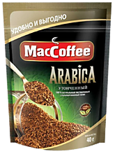 Кофе растворимый сублимированный «MacCoffee» Arabica, 40 г