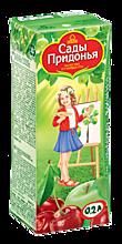 Сок «Сады Придонья» Яблоко-вишня, 200мл