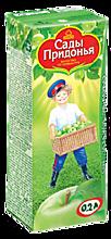 Сок «Сады Придонья» Зеленое яблоко, 200мл
