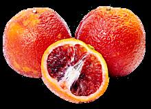 Апельсины красные поштучно, 0,15 - 0,25кг