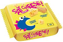 Вафли «Say cheese!», 48г