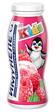 Кисломолочный напиток 1.5% «Имунеле for Kids» Малиновый пломбир, 100г