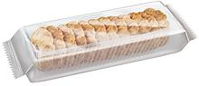 Печенье «Курабье  с вишнёвым джемом», 180г
