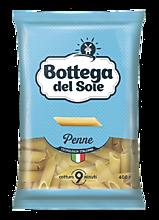 Макароны «Bottega del Sole» Перья, 400г