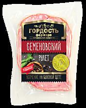 Рулет «Гордость фермера» из свинины, 300г