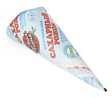 Мороженое «Чистая линия» пломбир ванильный Сахарный рожок, 110г