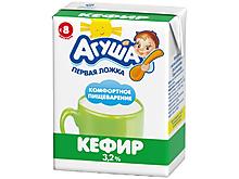 Кефир 3.2% «Агуша» детский, 200г