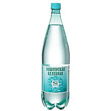 Минеральная вода «Новотерская» целебная, газированная, 1,5л