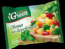 Овощи по-деревенски «Морозко Green», 400г