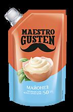 Майонез «Maestro Gusten» Классический провансаль, 700г