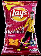 Чипсы «Lay's» рифленые Лобстер, 90г