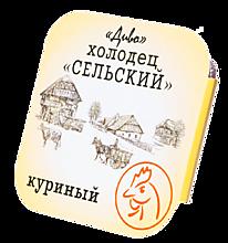Холодец сельский «Диво» Курный, 300г