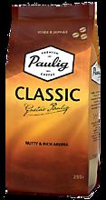 Кофе натуральный жареный в зернах «Paulig» Classic, 250г