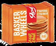 Пирожные Pancake «Basker Wheels» с вареной сгущенкой, 180г