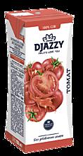 Сок «Djazzy» томатный, с мякотью, 200мл