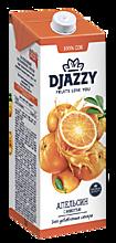 Сок с мякотью «Djazzy» апельсиновый, 1л