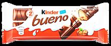 Вафля «Kinder» Bueno в шоколаде с начинкой, 43г