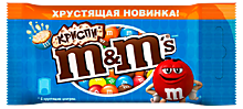 Драже «M&M's» Криспи, 36г