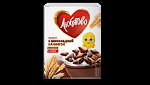 Подушечки шоколадные «Любятово», 250г