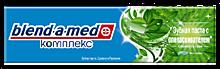 Зубная паста «Blend-a-med» Complete травы, 100мл