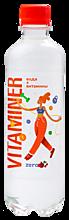Напиток витаминизированный «VITAMINER» ZERO вишня, гранат,малина, 500мл
