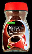 Кофе растворимый «Nescafe» Classic, 95г