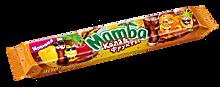 Жевательные конфеты «Mamba» со вкусом колы и фруктов, 79г