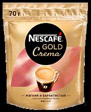 Кофе «Nescafe Gold» Crema, 70г