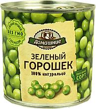 «Домашние заготовки», зелёный горошек консервированный, 400г