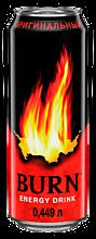 Энергетический напиток «Burn», 449мл