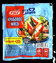 Крабовое мясо имитация «Vici», 200г