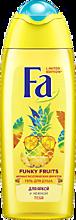 Гель для душа «Fa» Funky Fruits, 250мл