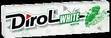 Жевательная резинка «Dirol» White Мята, 13г
