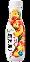 Биойогурт питьевой 2% «Слобода» Персик, 260г