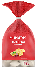 Вареники «Мираторг» с вишней, 600г